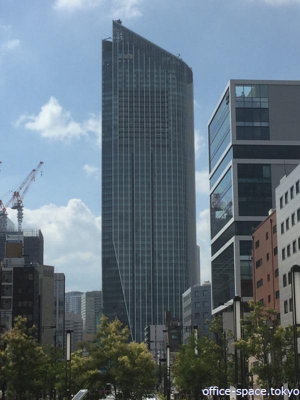 虎ノ門ヒルズ森タワー